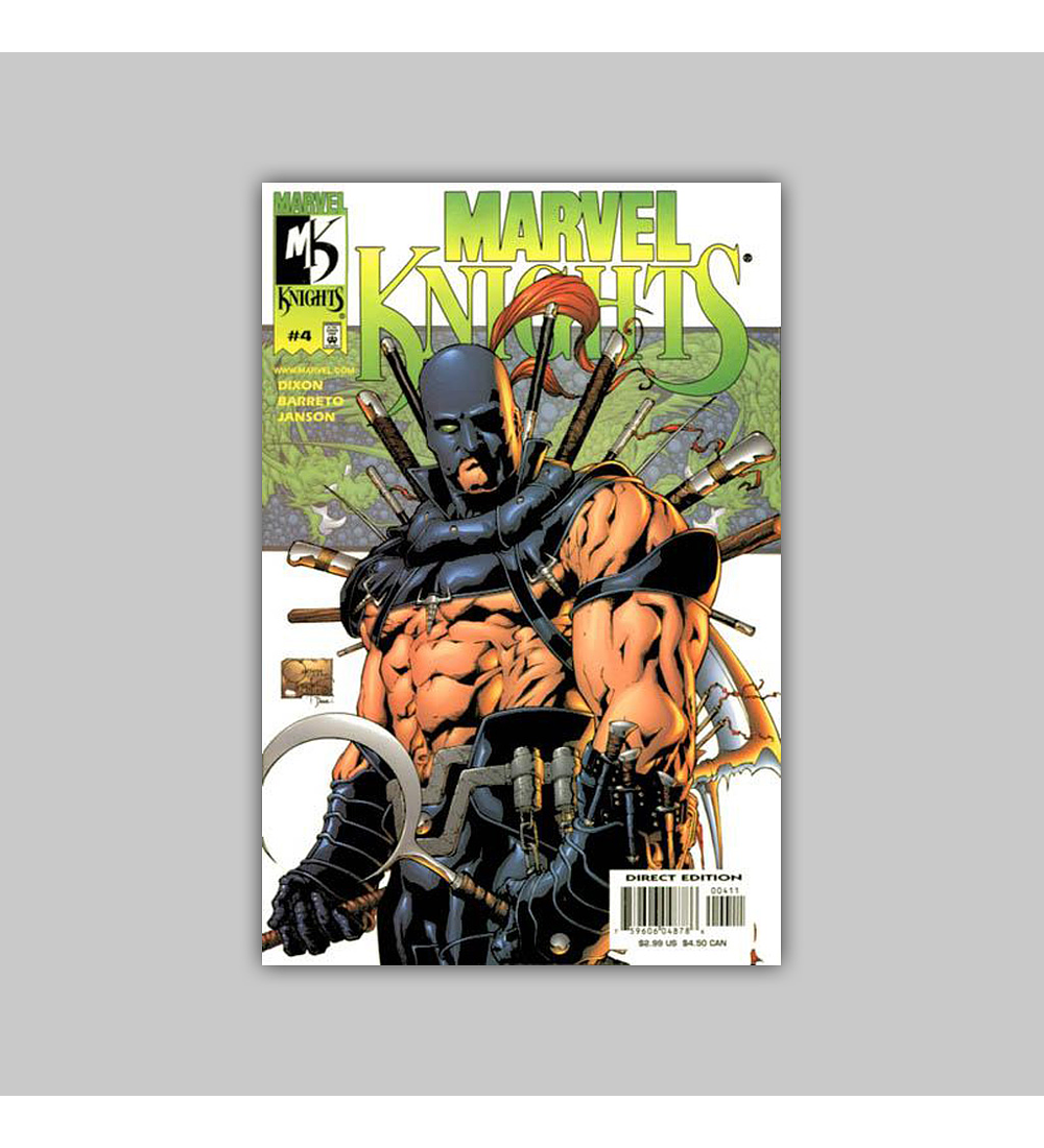 Marvel Knights 4 2000