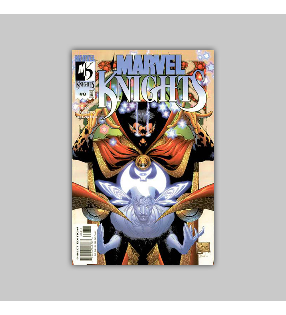 Marvel Knights 8 2001