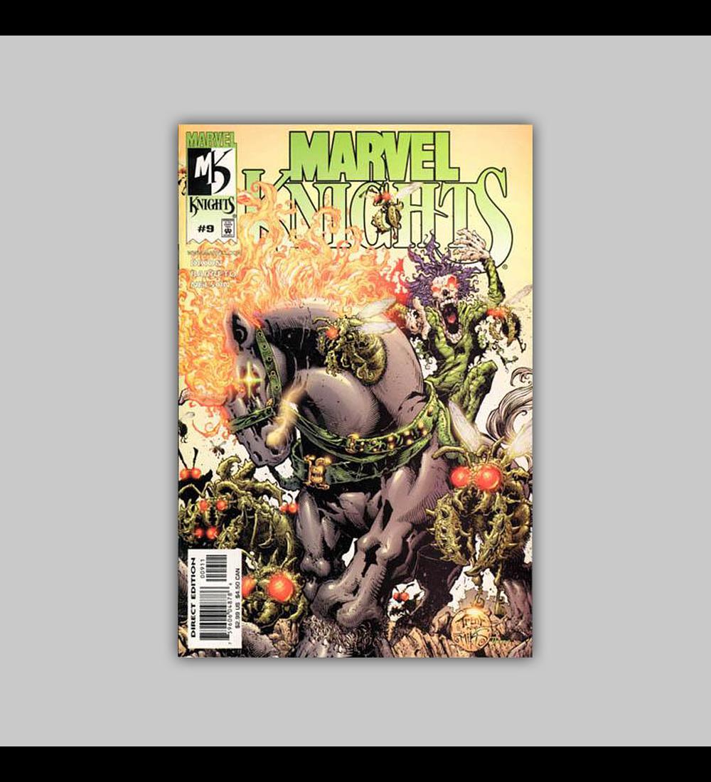 Marvel Knights 9 2001