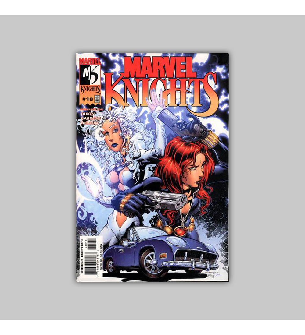 Marvel Knights 10 2001