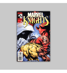 Marvel Knights 11 Polybagged 2001