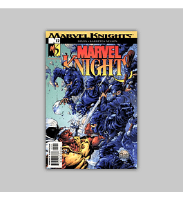 Marvel Knights 12 2001