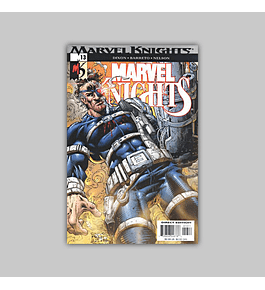 Marvel Knights 13 2001