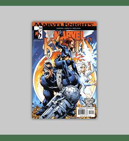 Marvel Knights 14 2001