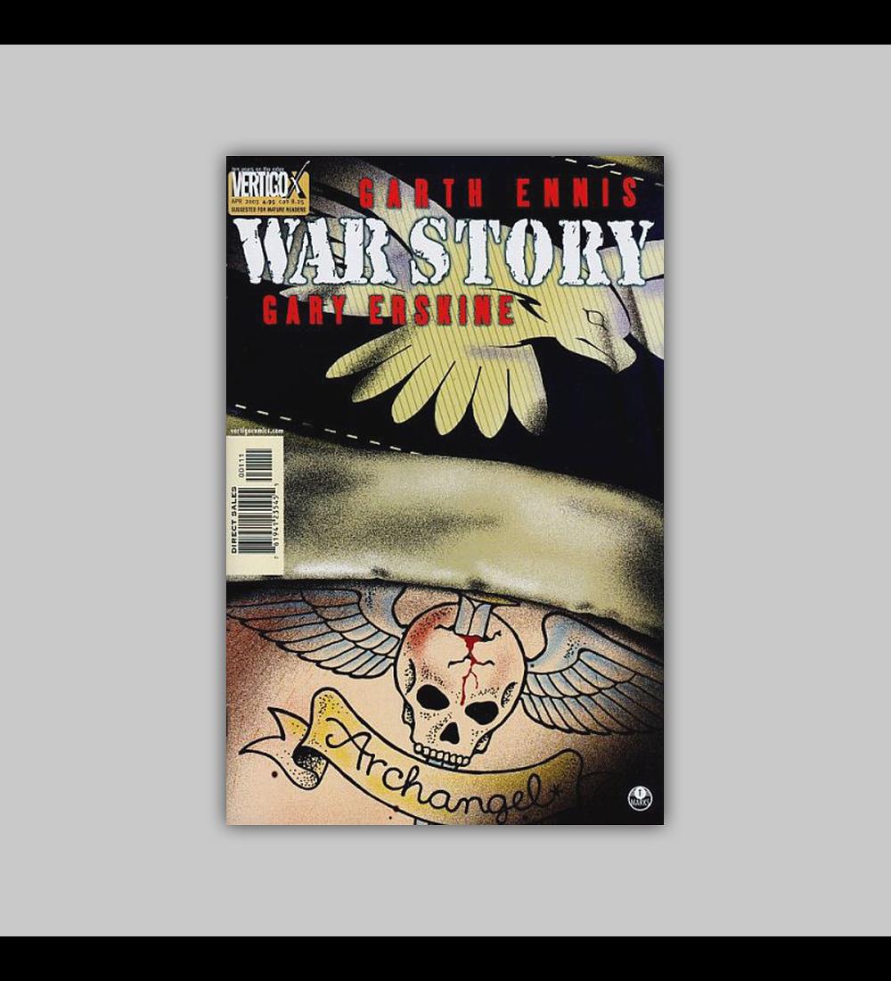 War Story: Archangel 2003