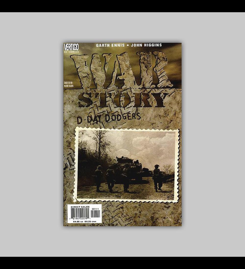 War Story: D-Day Dodgers 2001