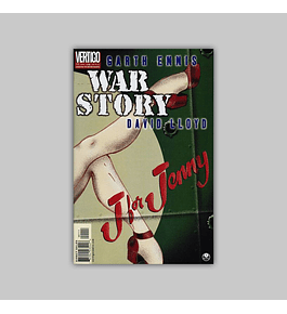 War Story: J for Jenny 2003
