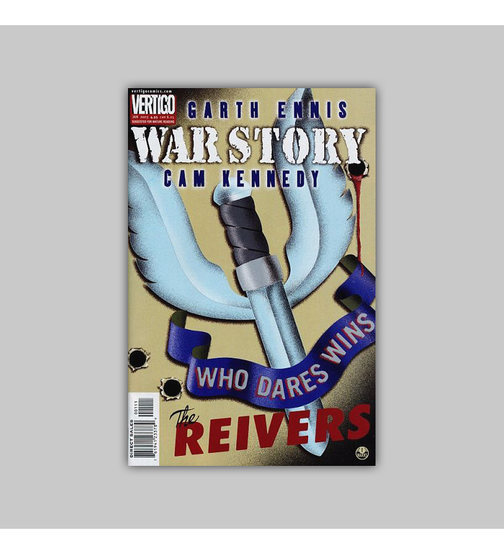 War Story: The Reivers 2003