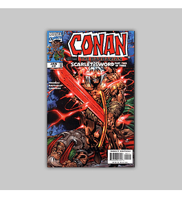 Conan: The Scarlet Sword 2 1999