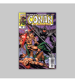 Conan: The Scarlet Sword 3 1999