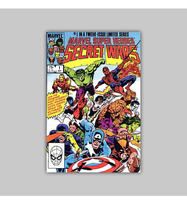 Marvel Super-Heroes: Secret Wars 1 1984