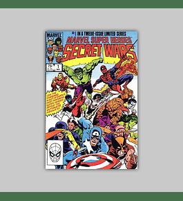Marvel Super-Heroes: Secret Wars 1 1984