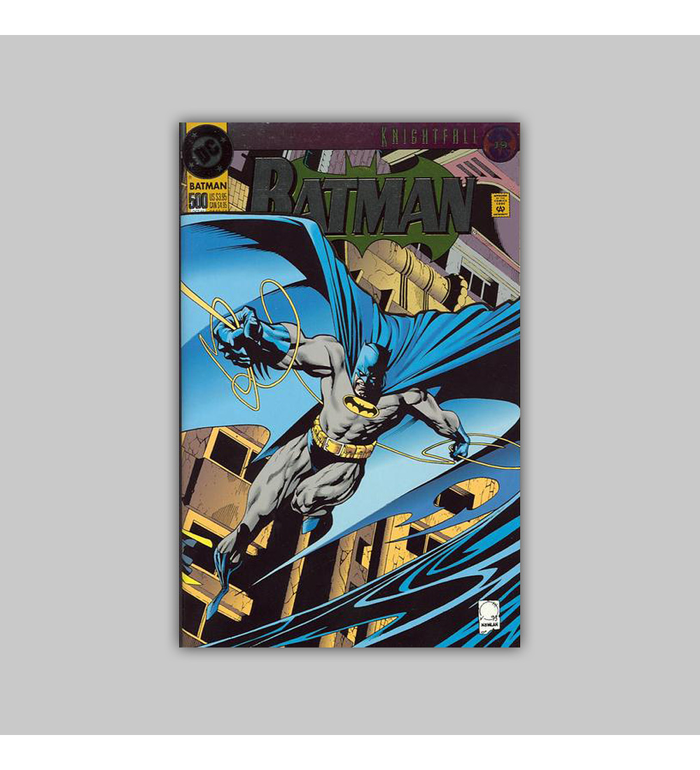 Batman 500 Die-Cut 1993