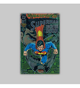 Superman (Vol. 2) 82 Foil 1993