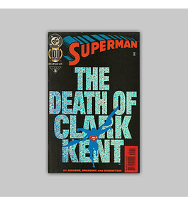 Superman (Vol. 2) 100 Foil 1995