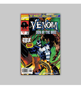 Venom: Sign of the Boss 1 1997