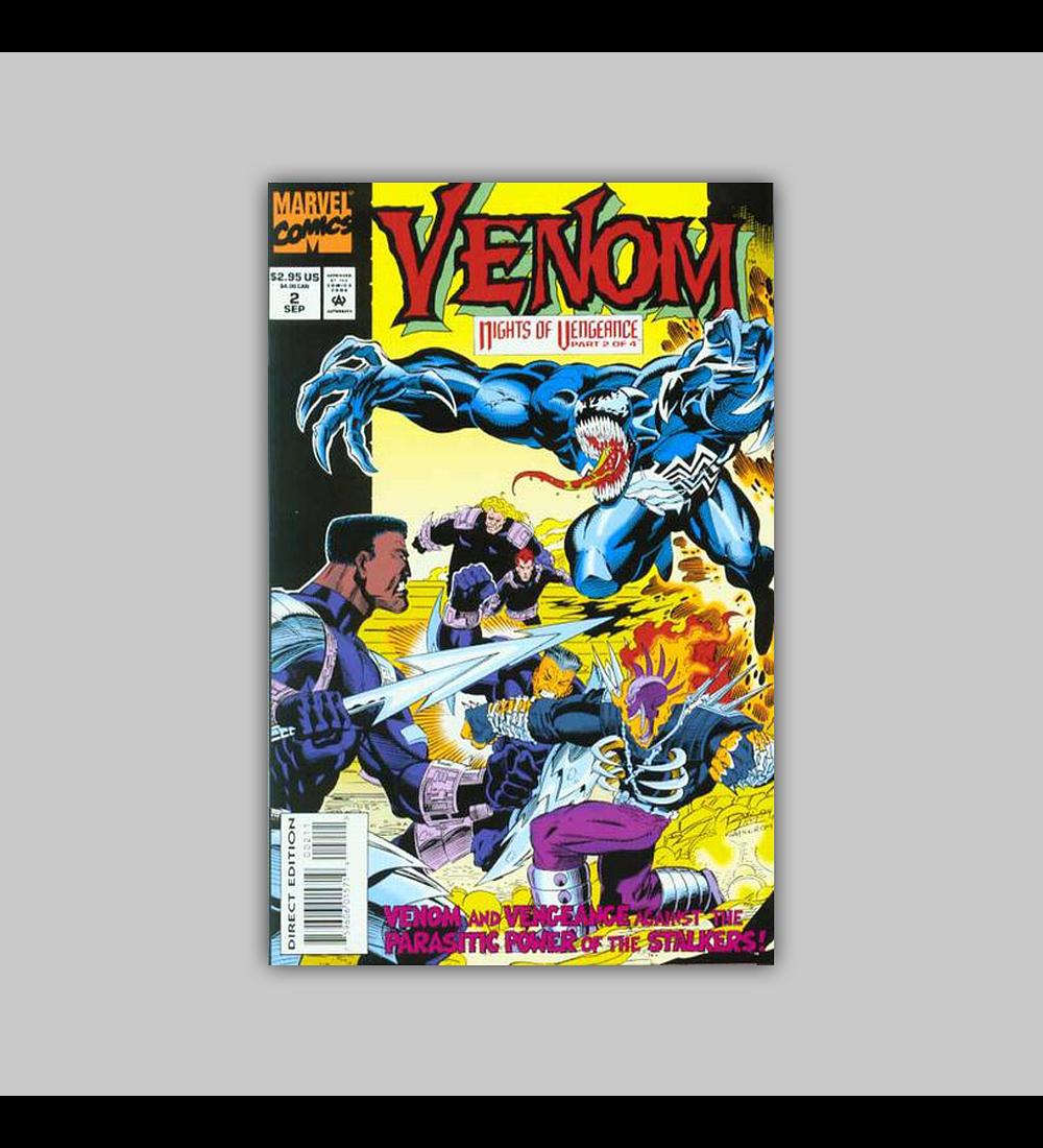 Venom: Nights of Vengeance 2 1994