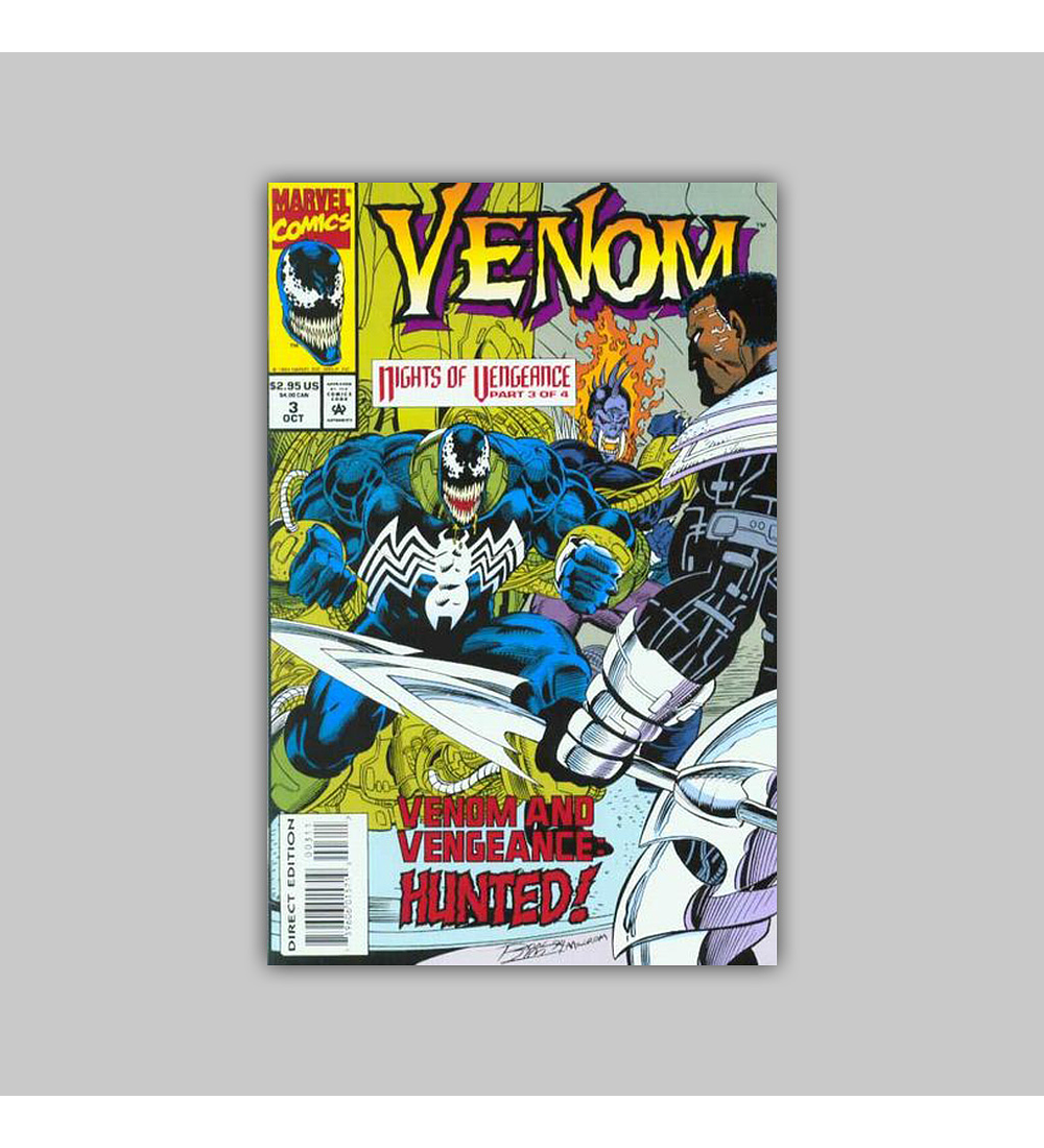 Venom: Nights of Vengeance 3 1994