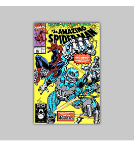 Amazing Spider-Man 351 1991