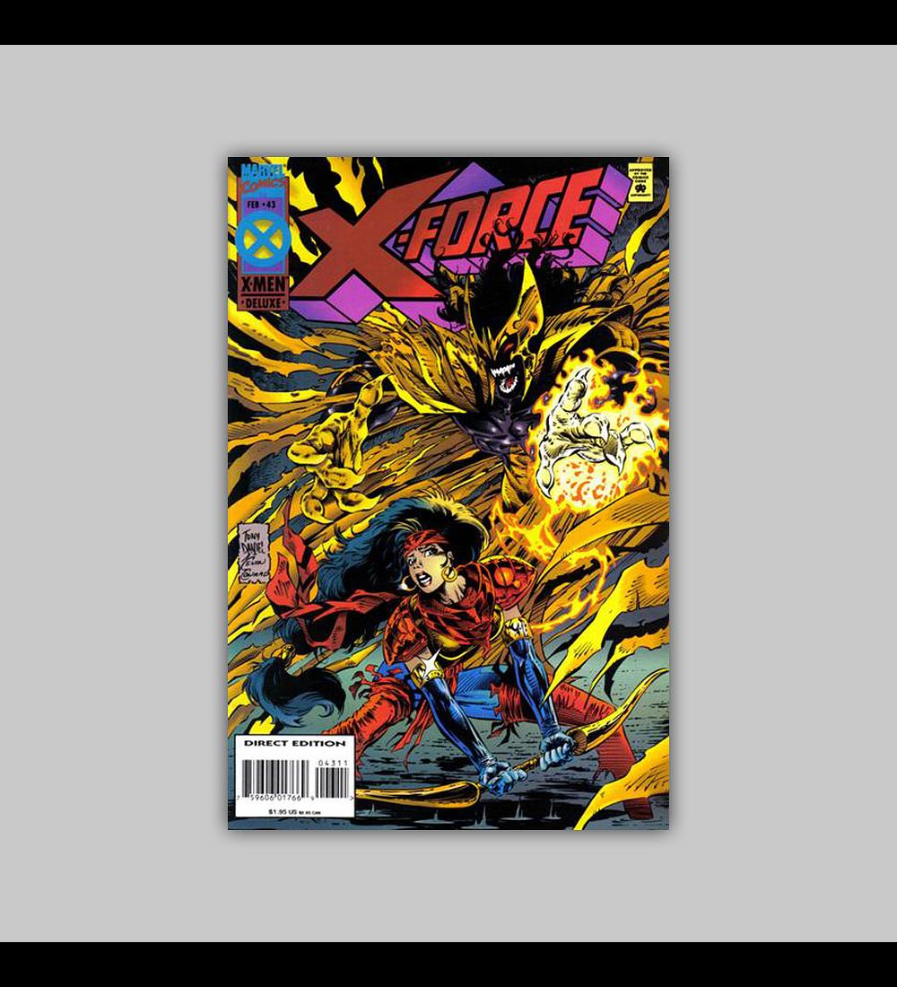 X-Force 43 1995