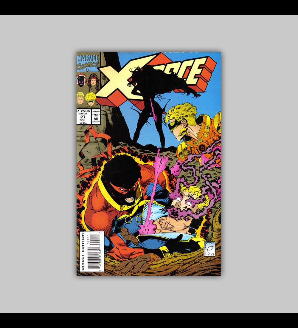 X-Force 27 1993