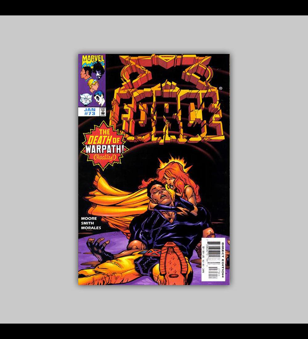 X-Force 73 1998