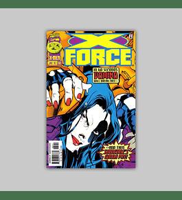 X-Force 62 1997