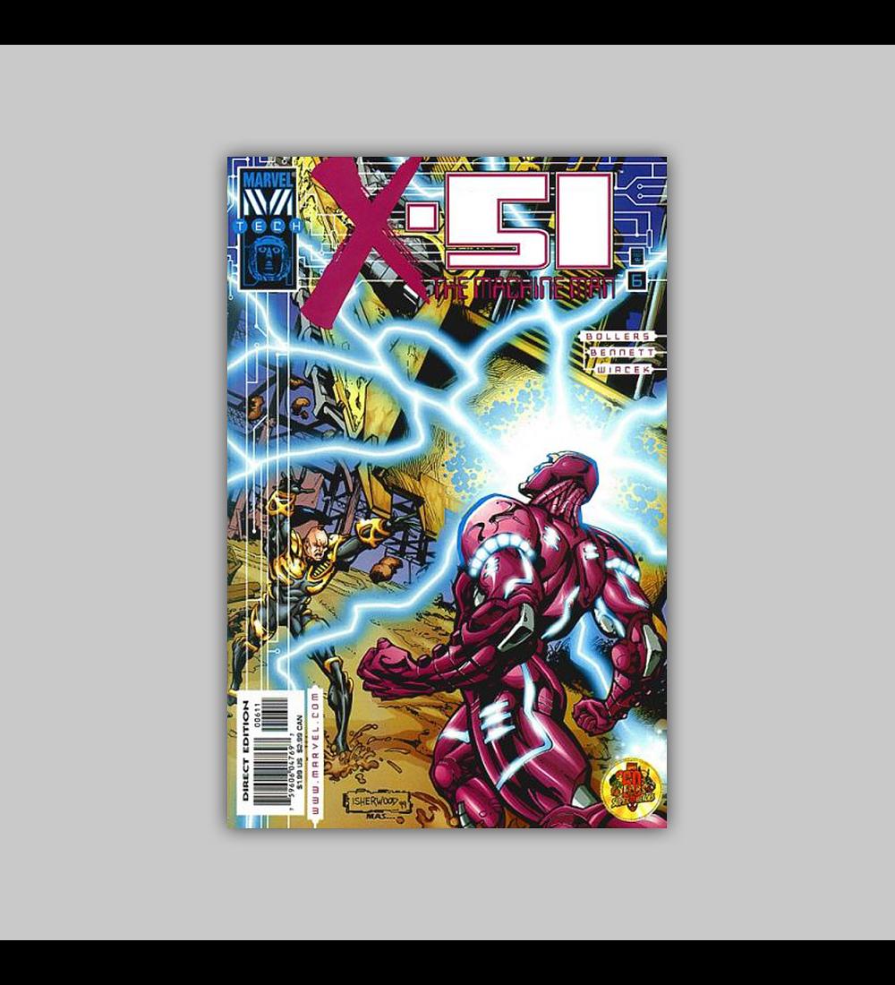 X-51 6 1999