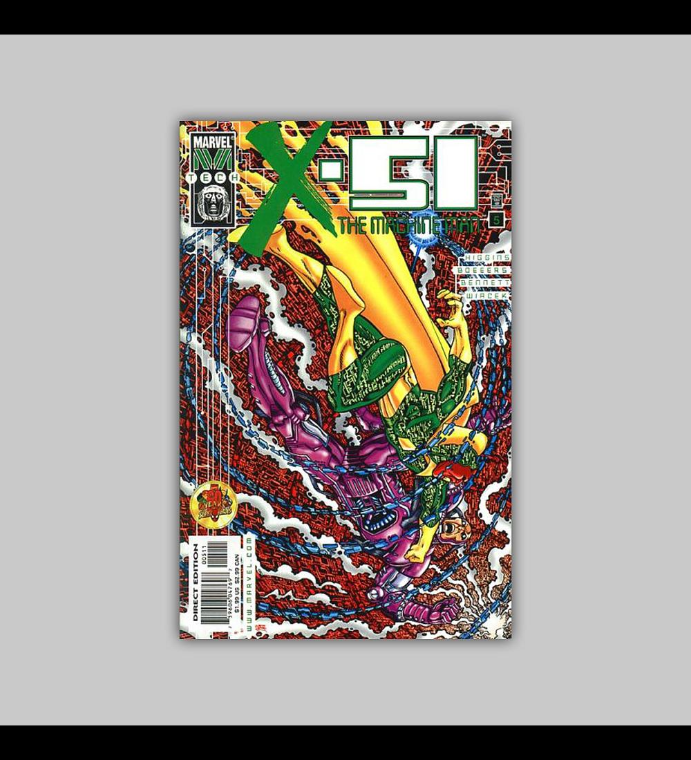 X-51 5 1999