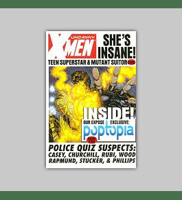 Uncanny X-Men: Poptopia 2001