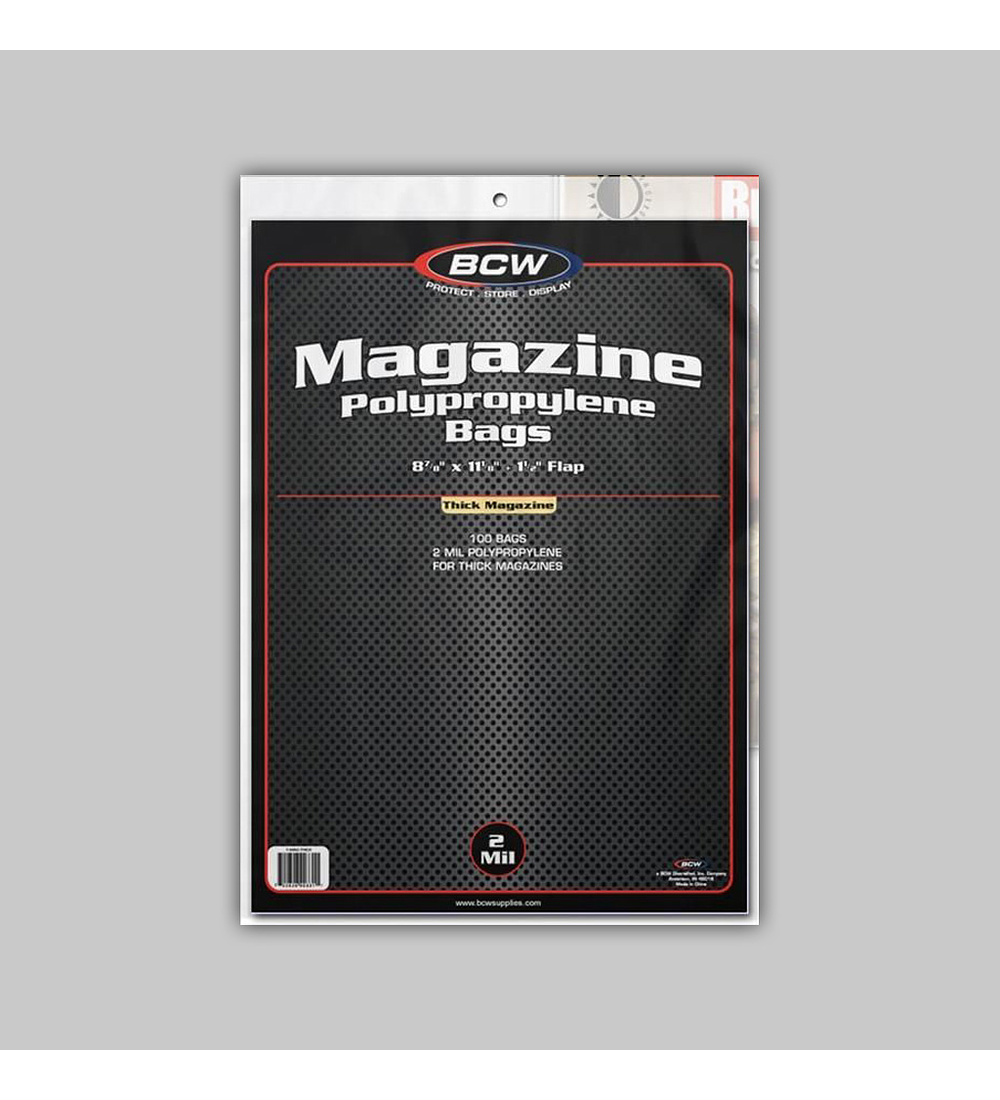 Magazine Bags (Thick)