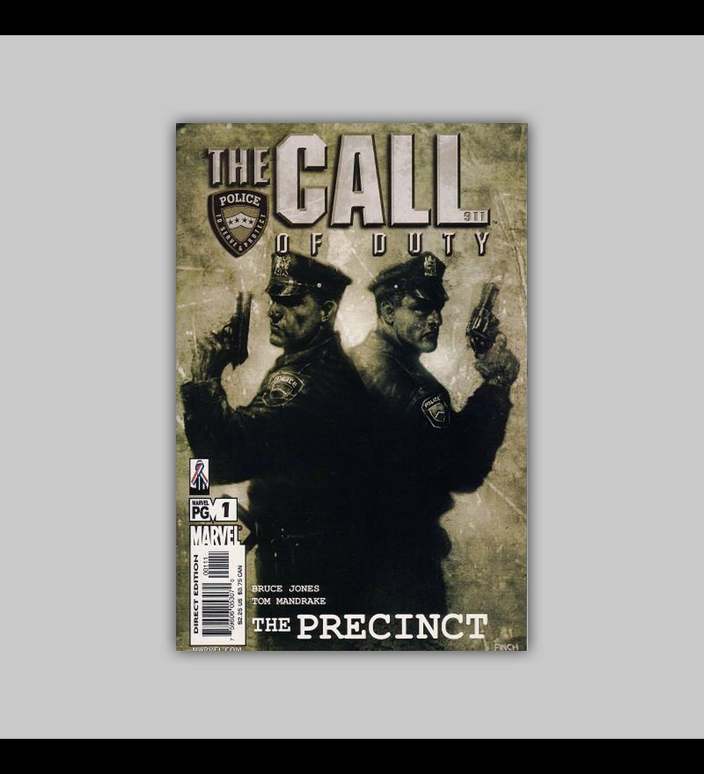 Call of Duty: The Precint 1 2002