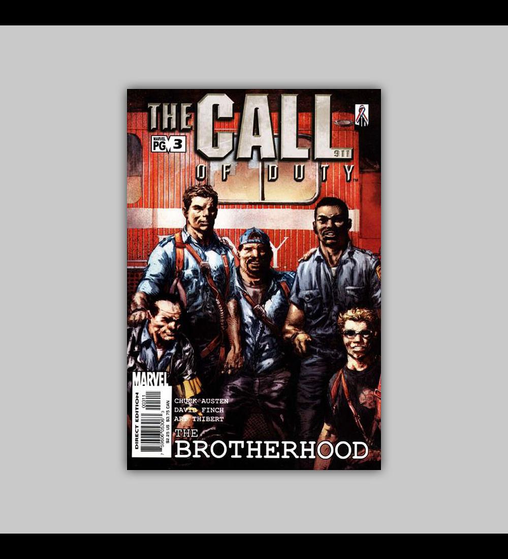 Call of Duty: The Brotherhood 3 2002