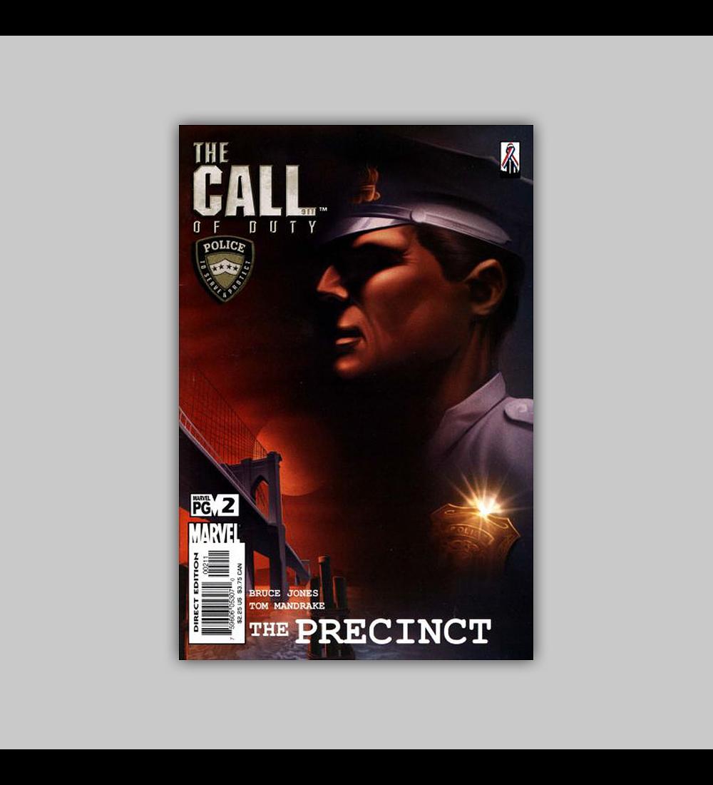 Call of Duty: The Precint 2 2002