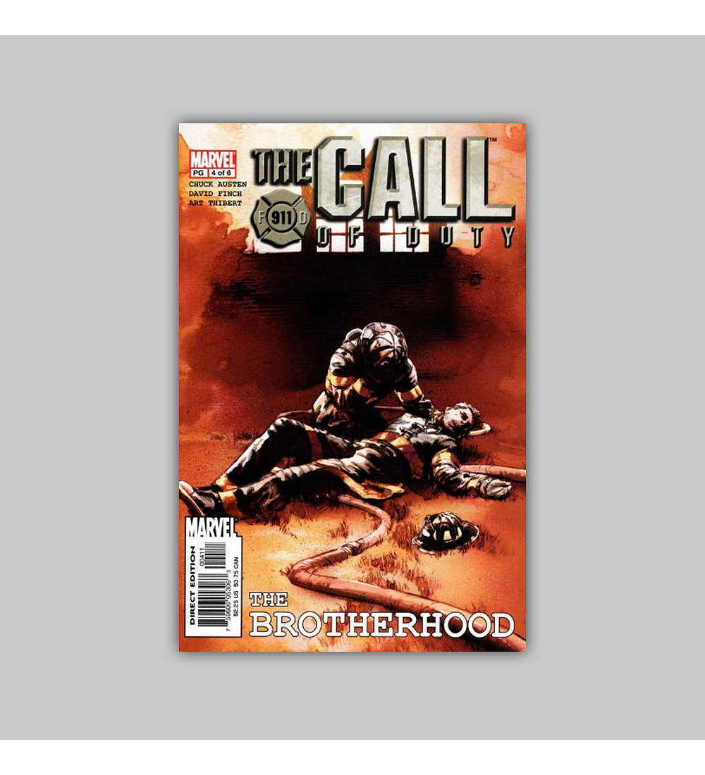 Call of Duty: The Brotherhood 4 2002