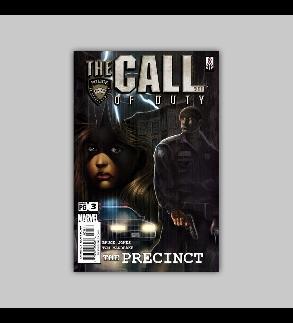 Call of Duty: The Precint 3 2002