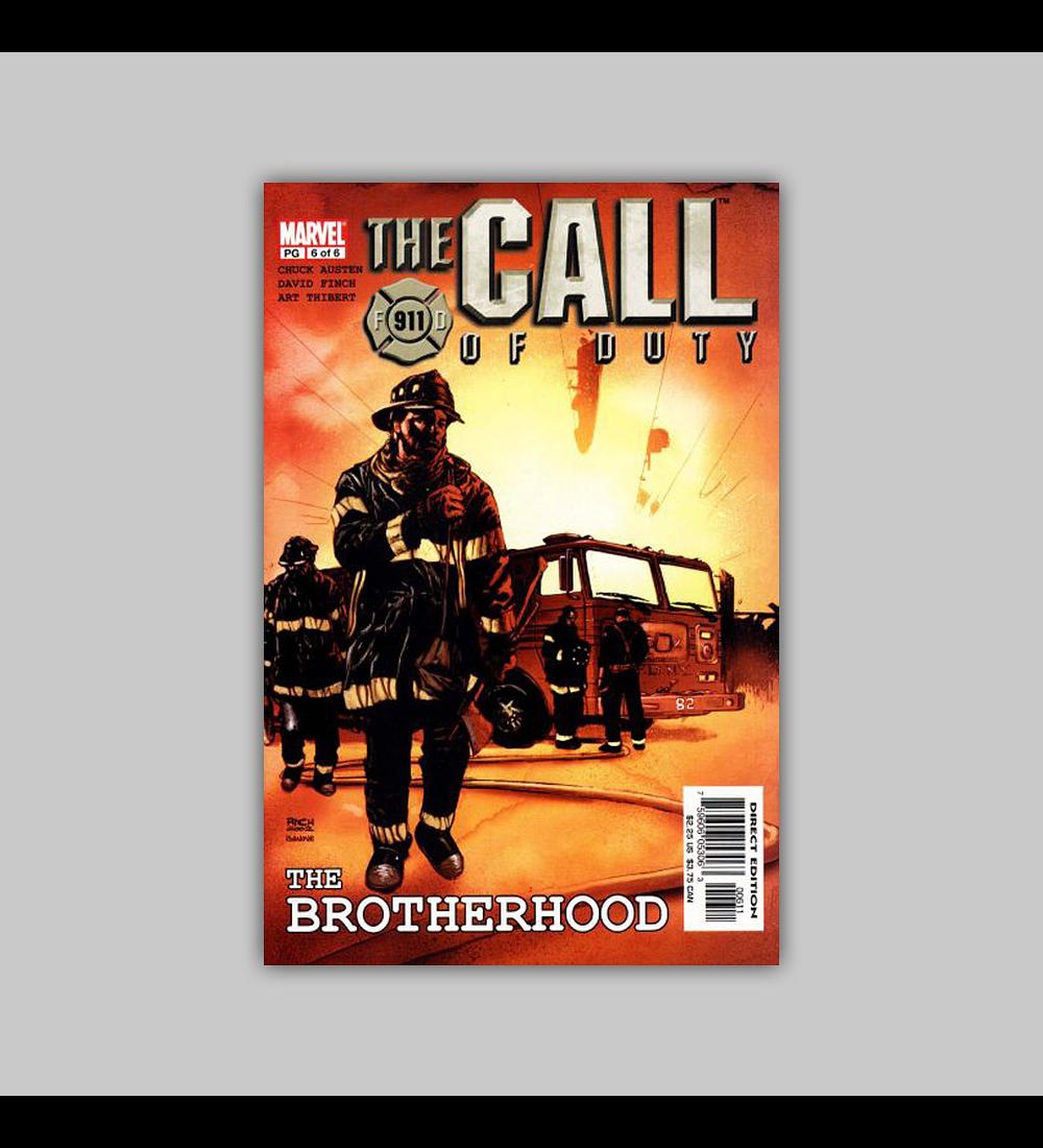 Call of Duty: The Brotherhood 6 2003