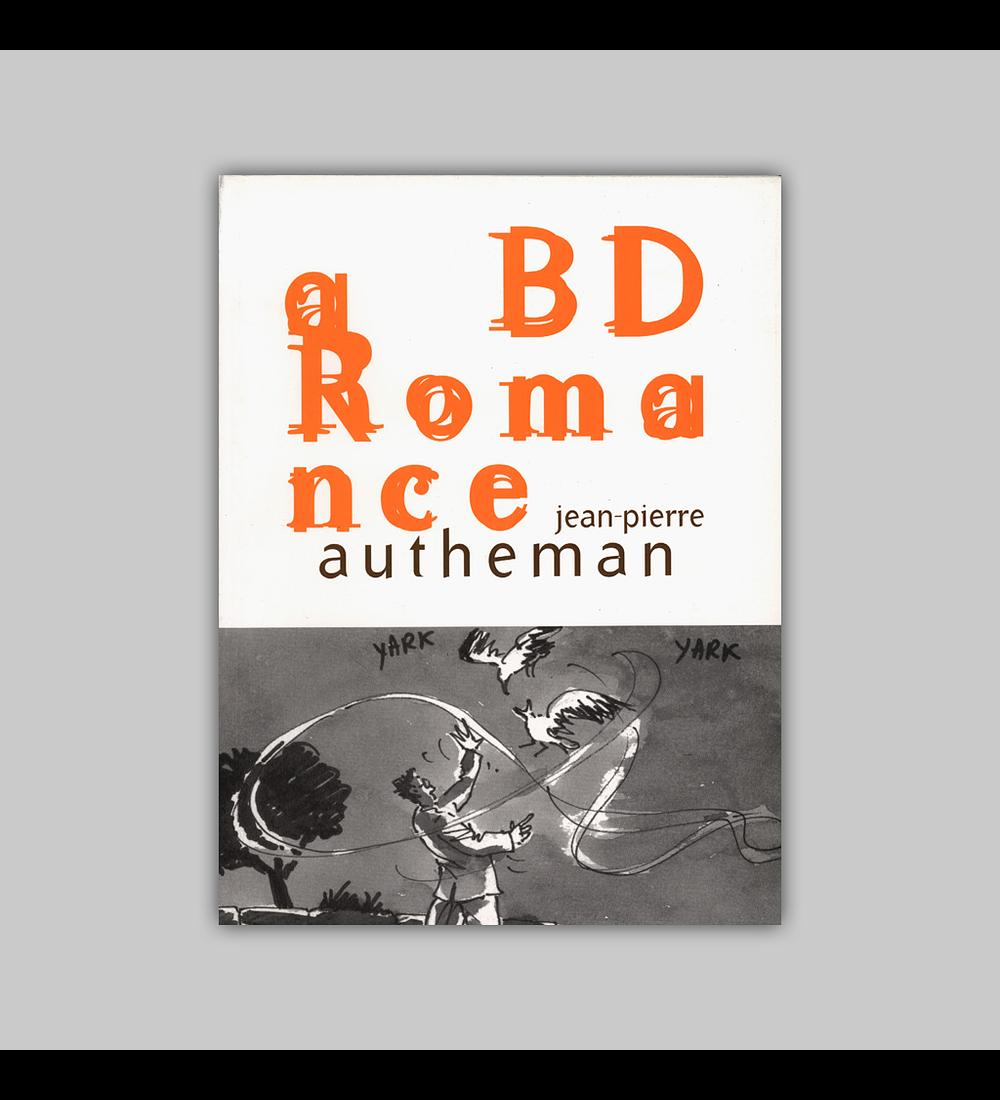 A BD Romance de Jean Pierre Autheman 1997
