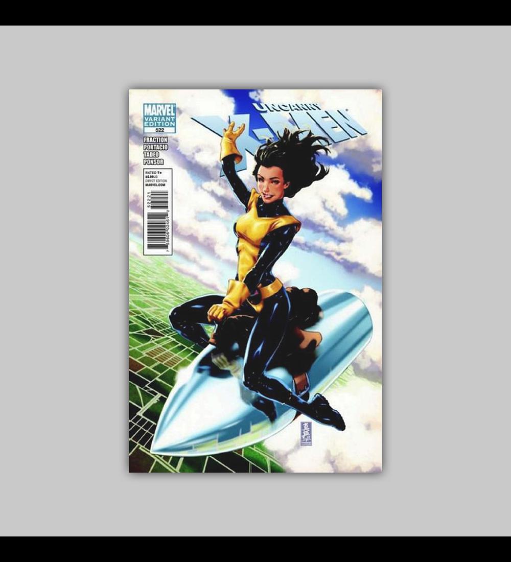Uncanny X-Men 522 B 2010