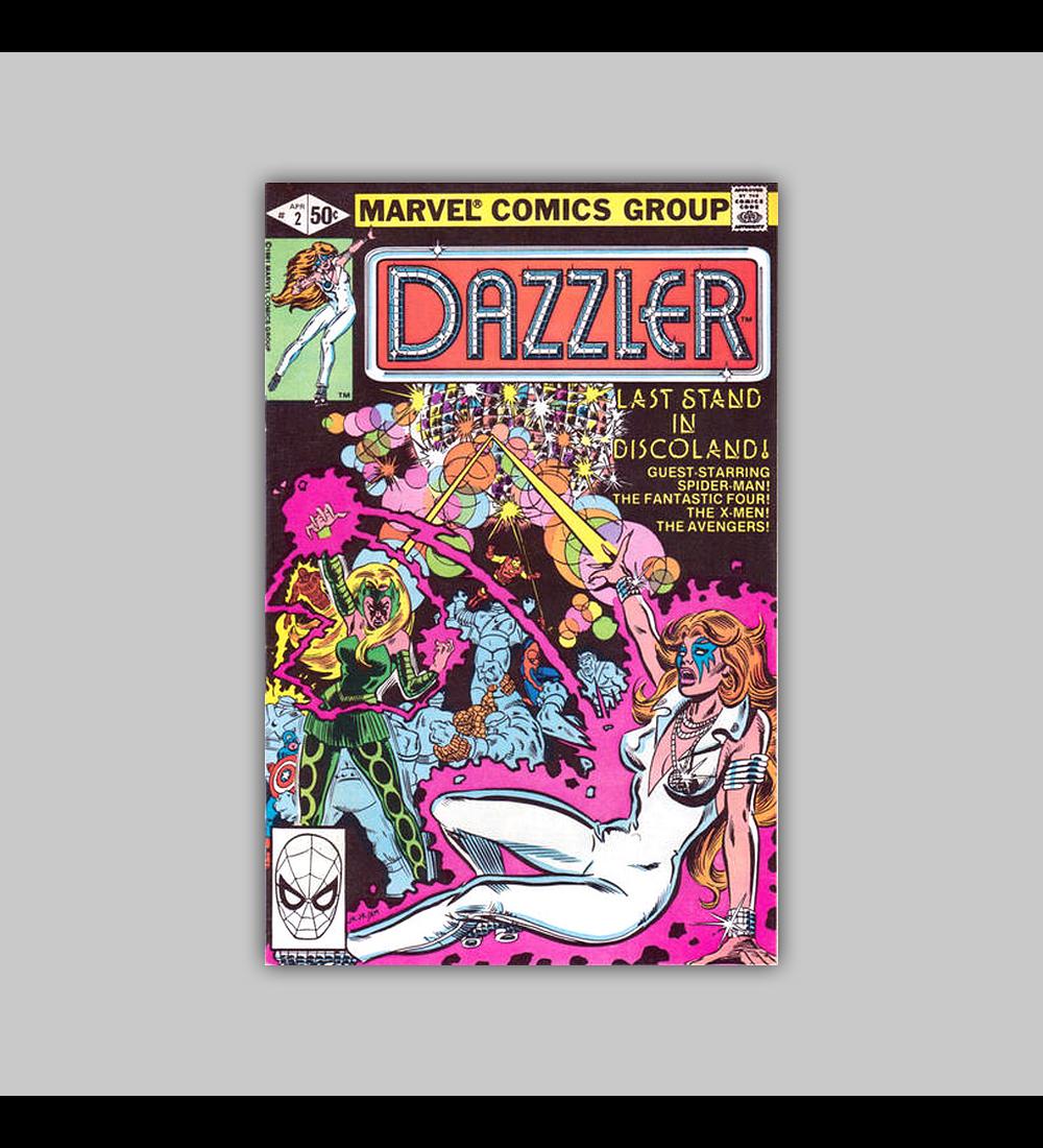 Dazzler 2 1981