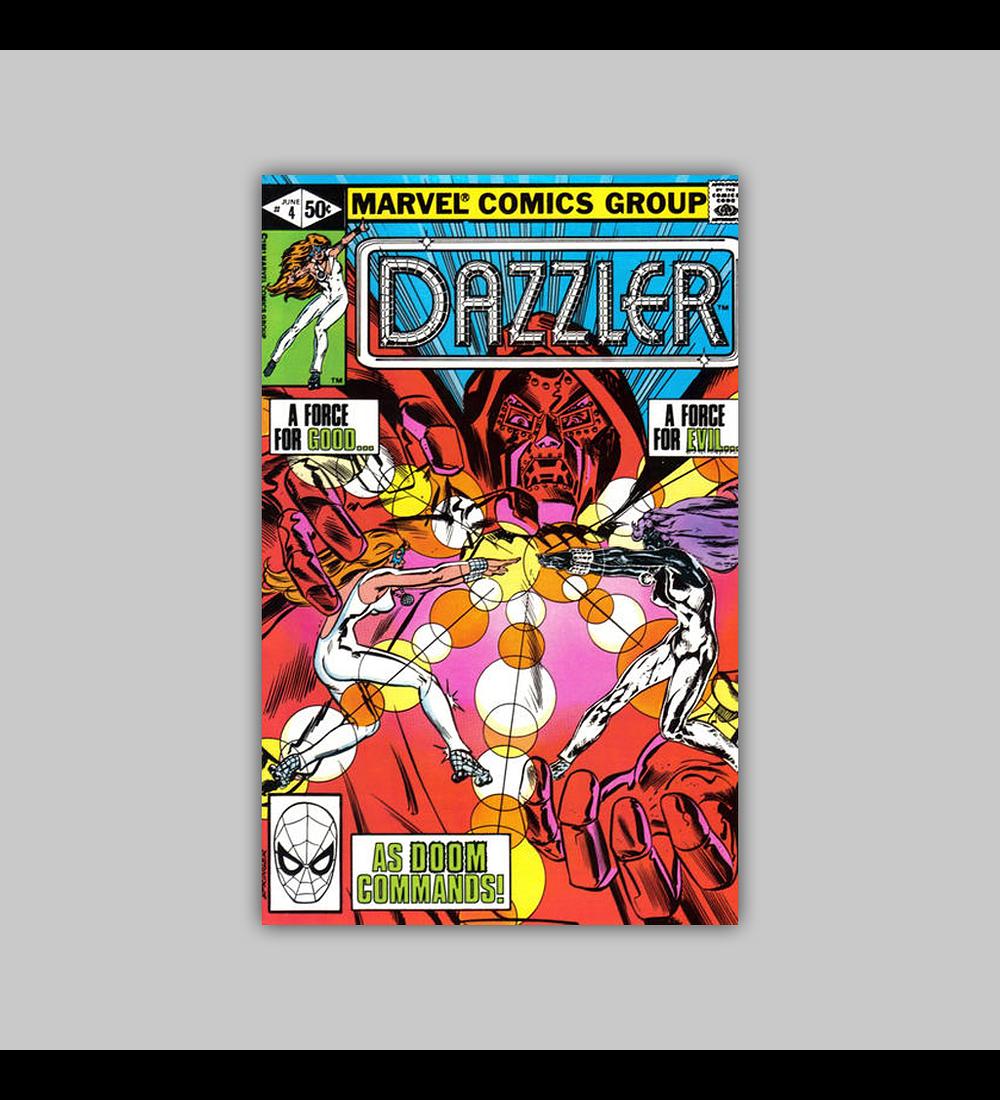 Dazzler 4 1981