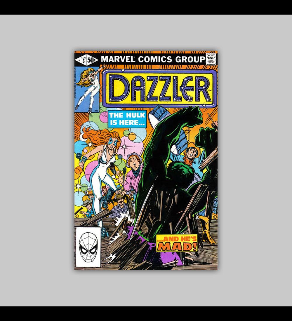 Dazzler 6 1981