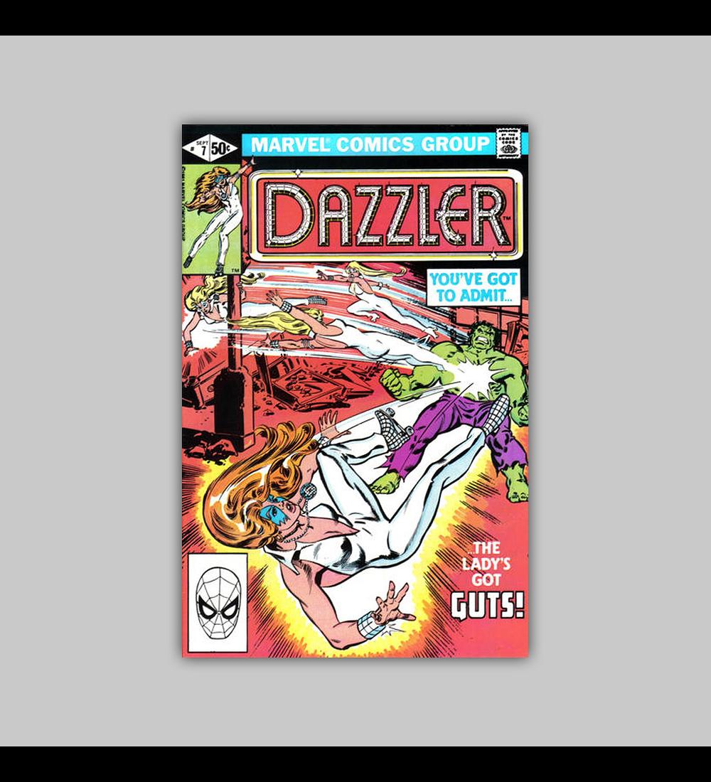Dazzler 7 1981