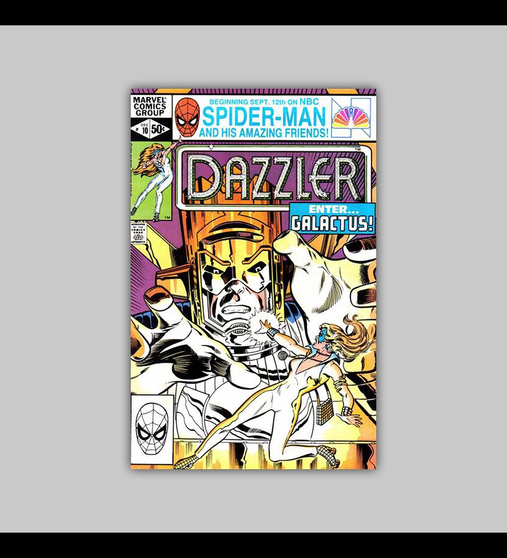 Dazzler 10 1981