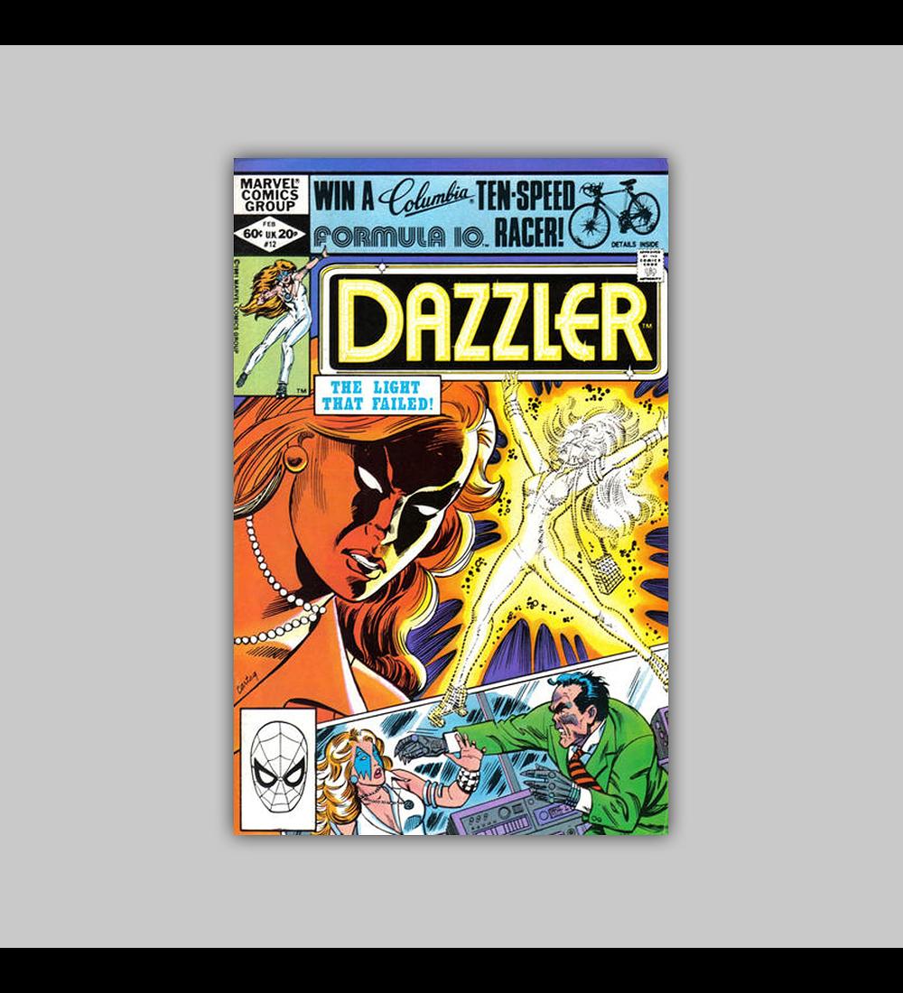 Dazzler 12 1982