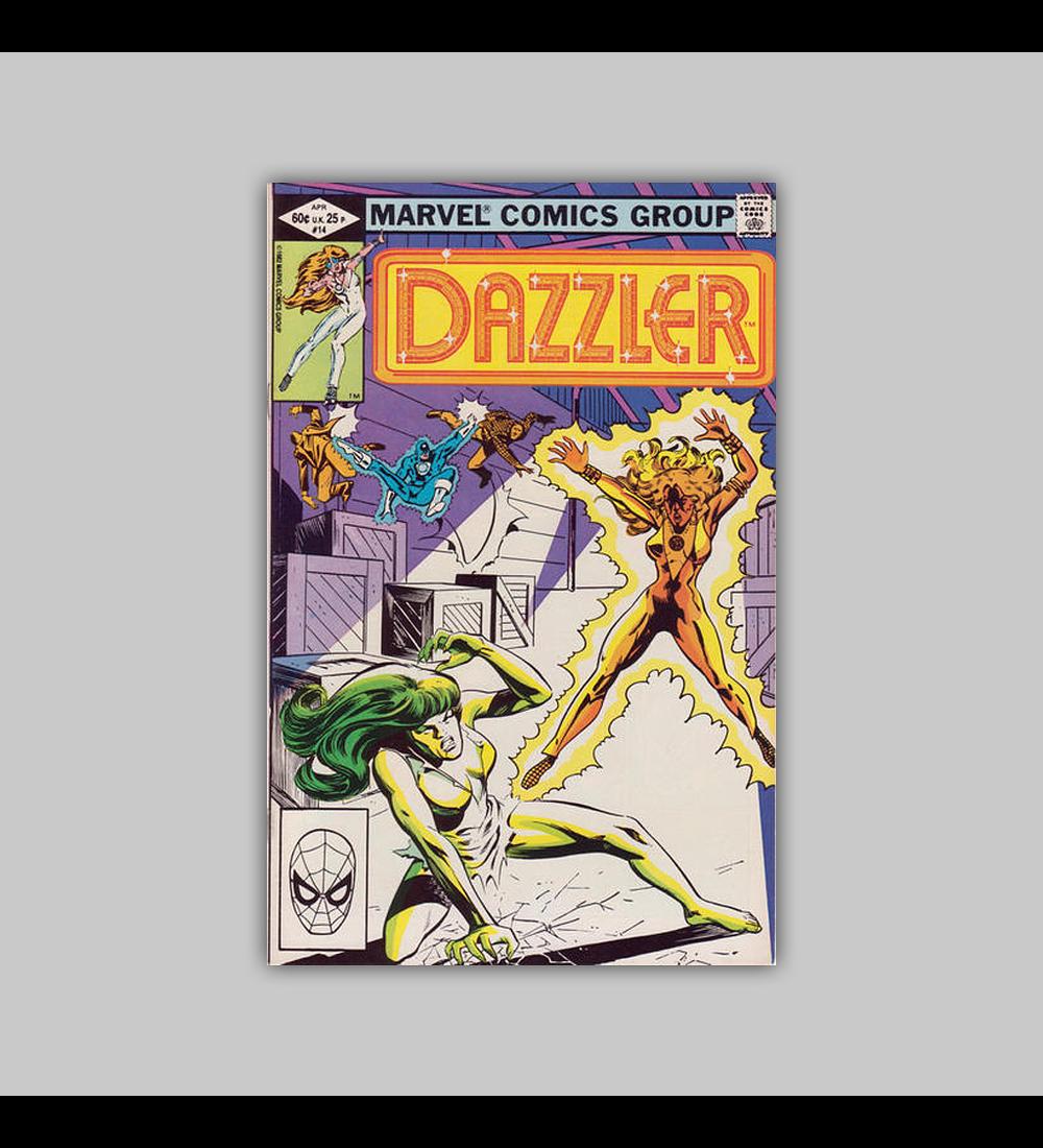 Dazzler 14 1982