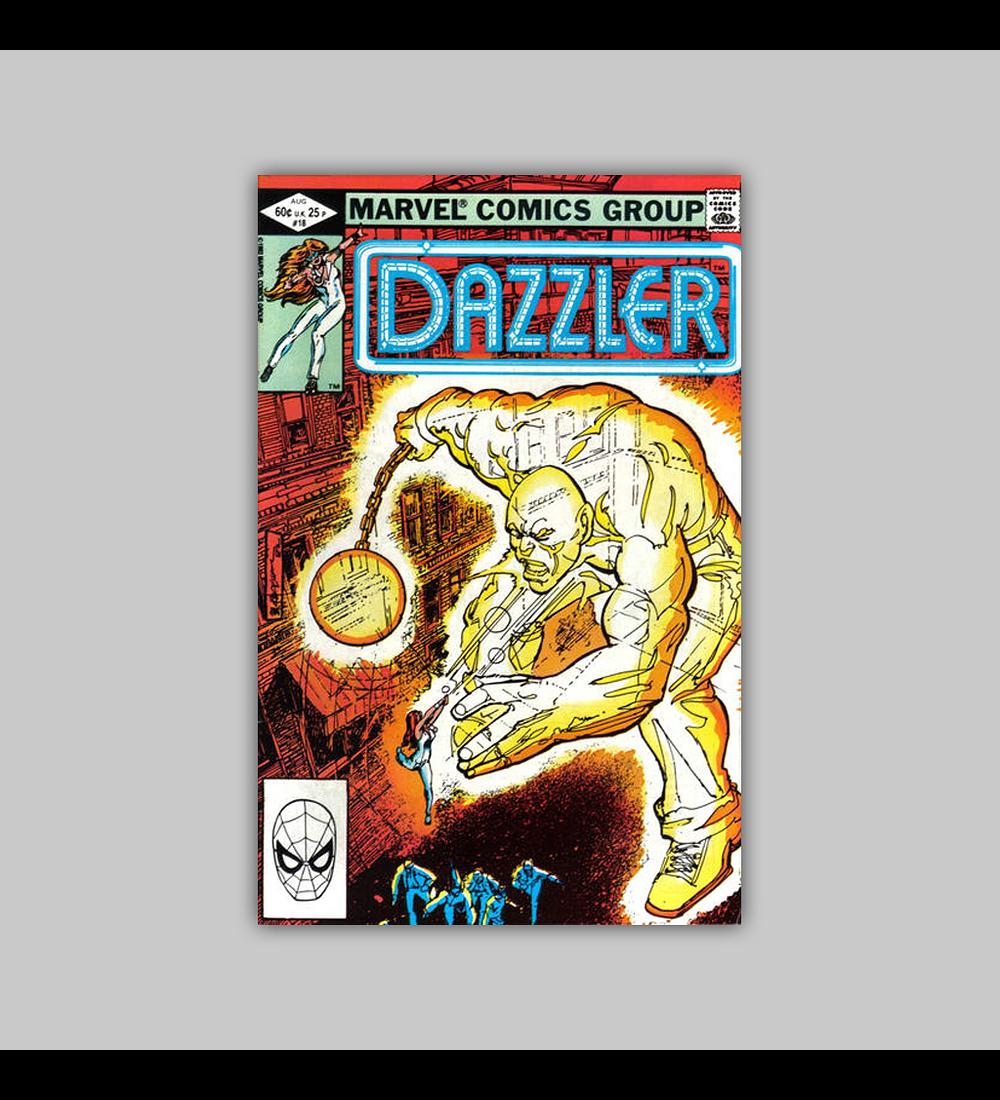 Dazzler 18 1982