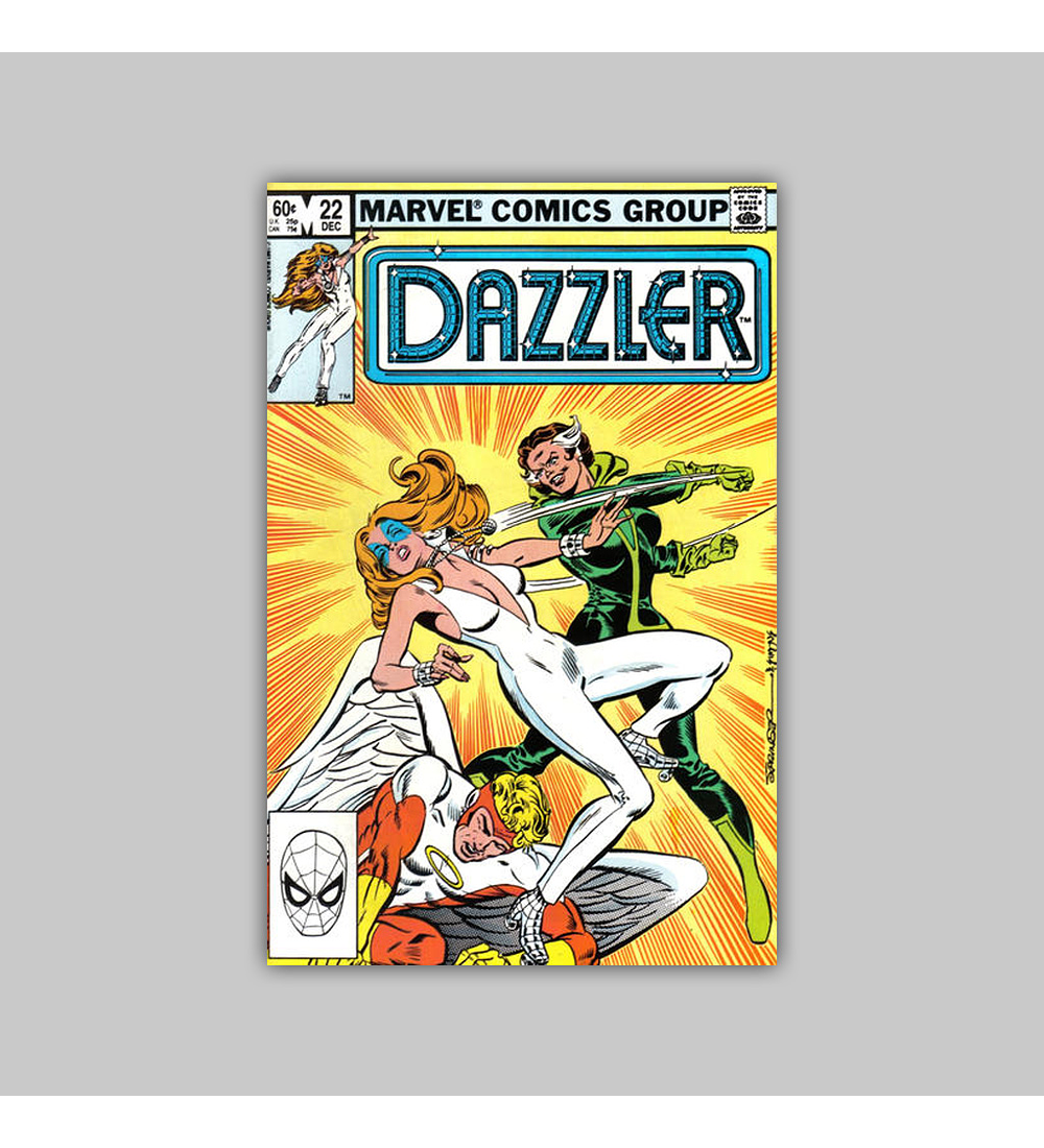 Dazzler 22 1982