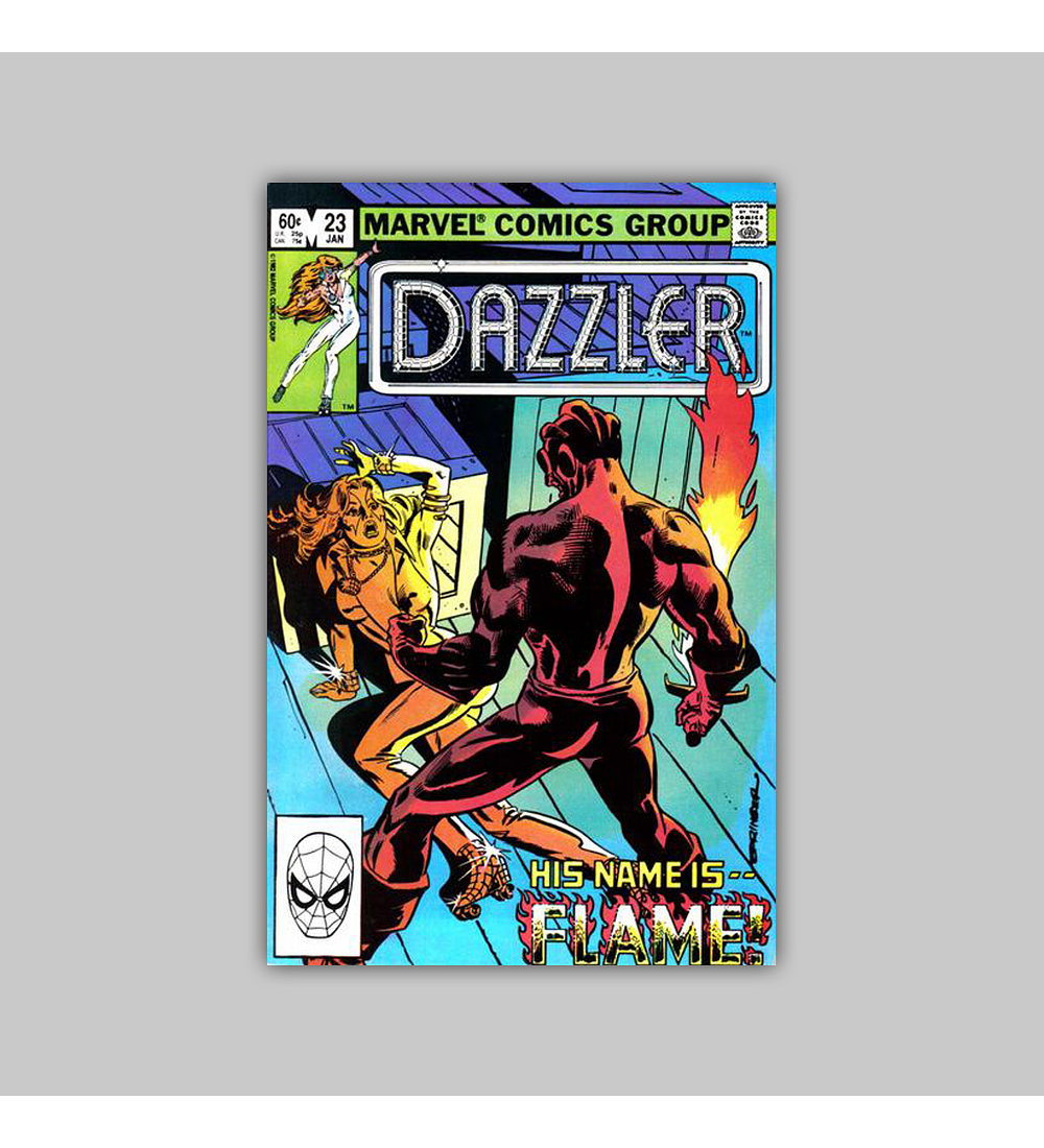 Dazzler 23 1983