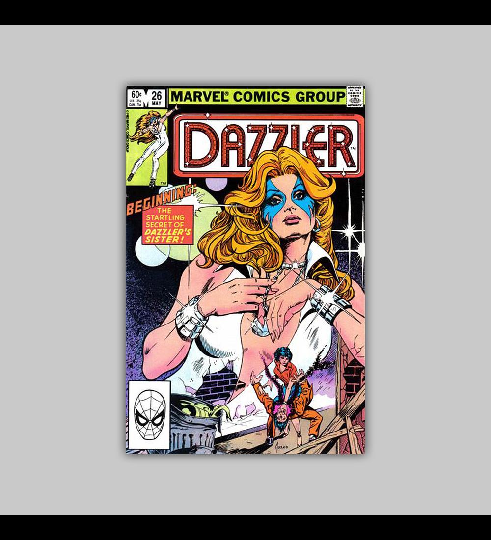 Dazzler 26 1983